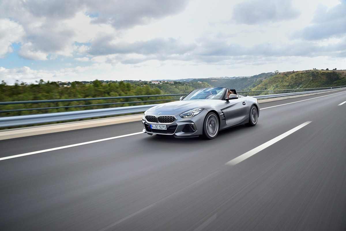New 2019 BMW Z4 review-10