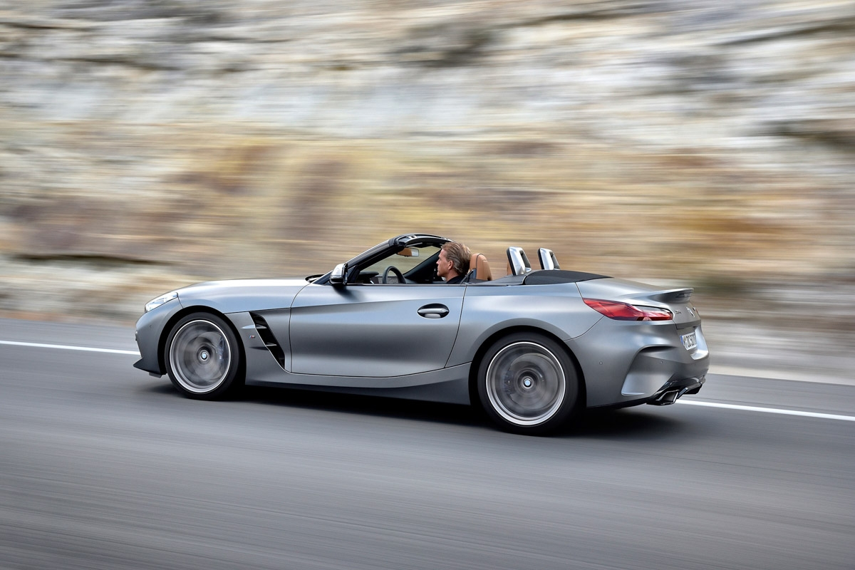 New 2019 BMW Z4 review-11
