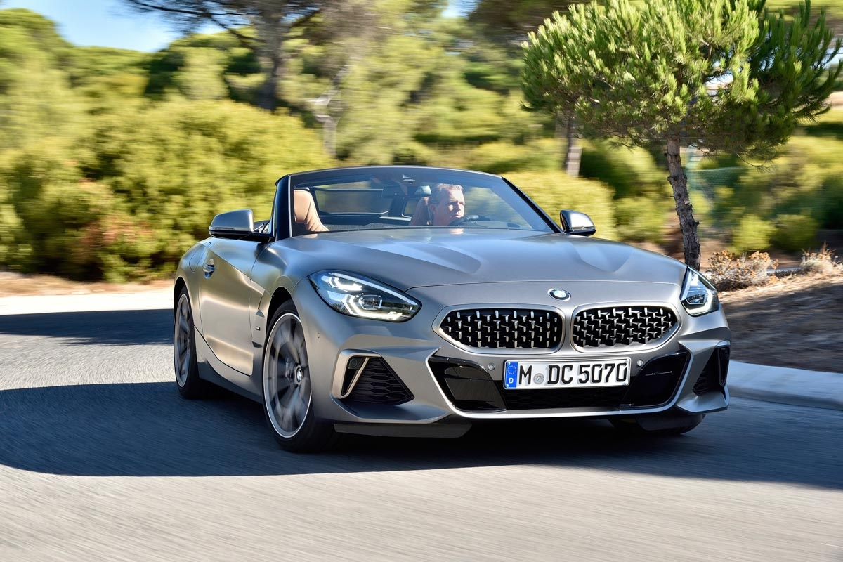 New 2019 BMW Z4 review-12