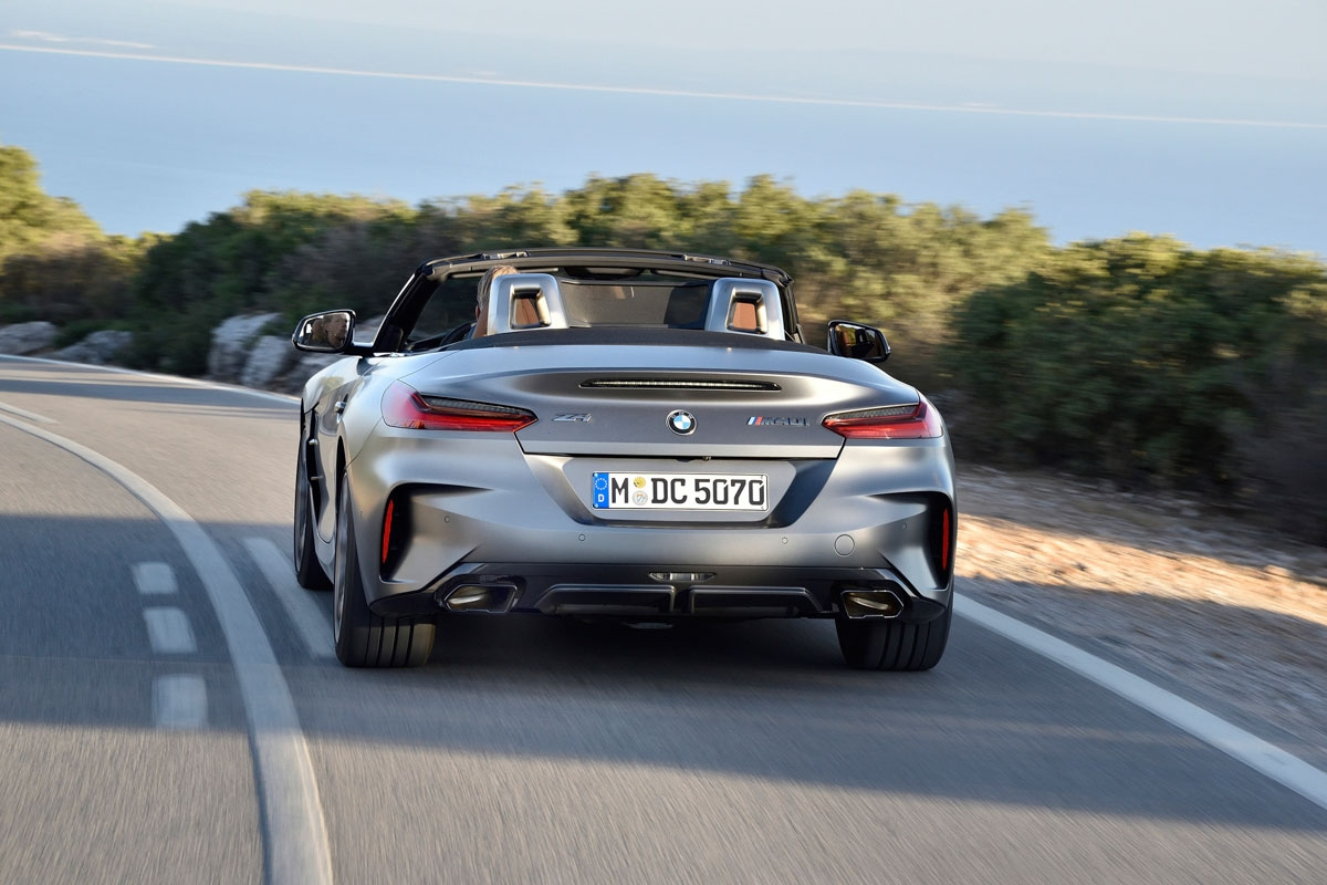 New 2019 BMW Z4 review-13