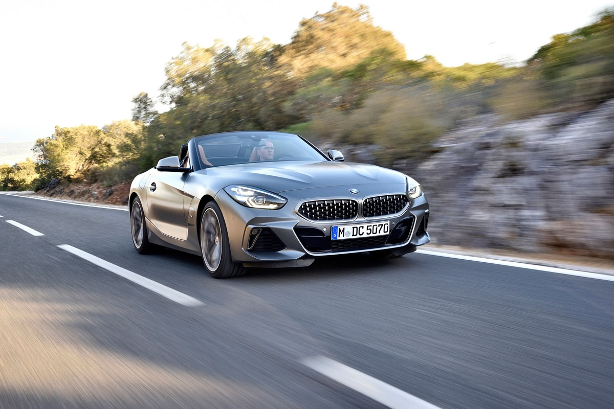 New 2019 BMW Z4 review-14