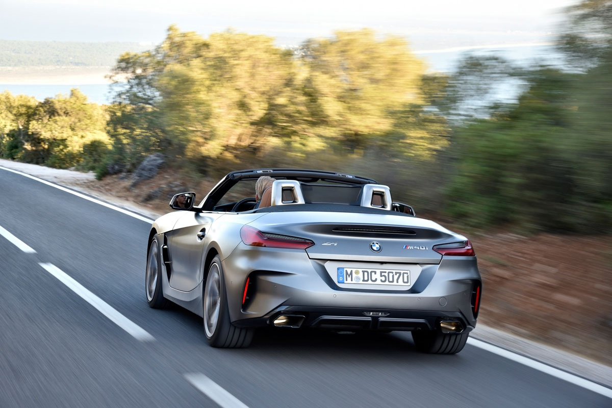 New 2019 BMW Z4 review-15