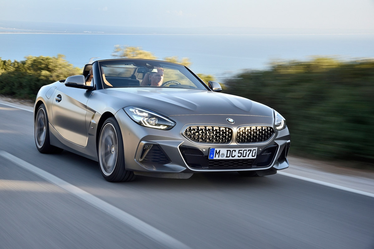 New 2019 BMW Z4 review-16
