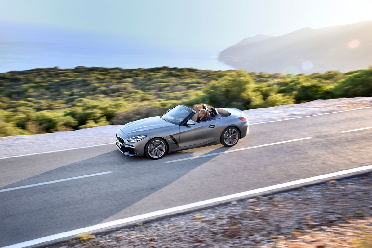New 2019 BMW Z4 review-17