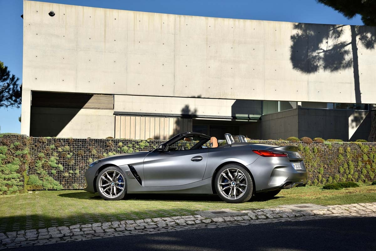 New 2019 BMW Z4 review-18