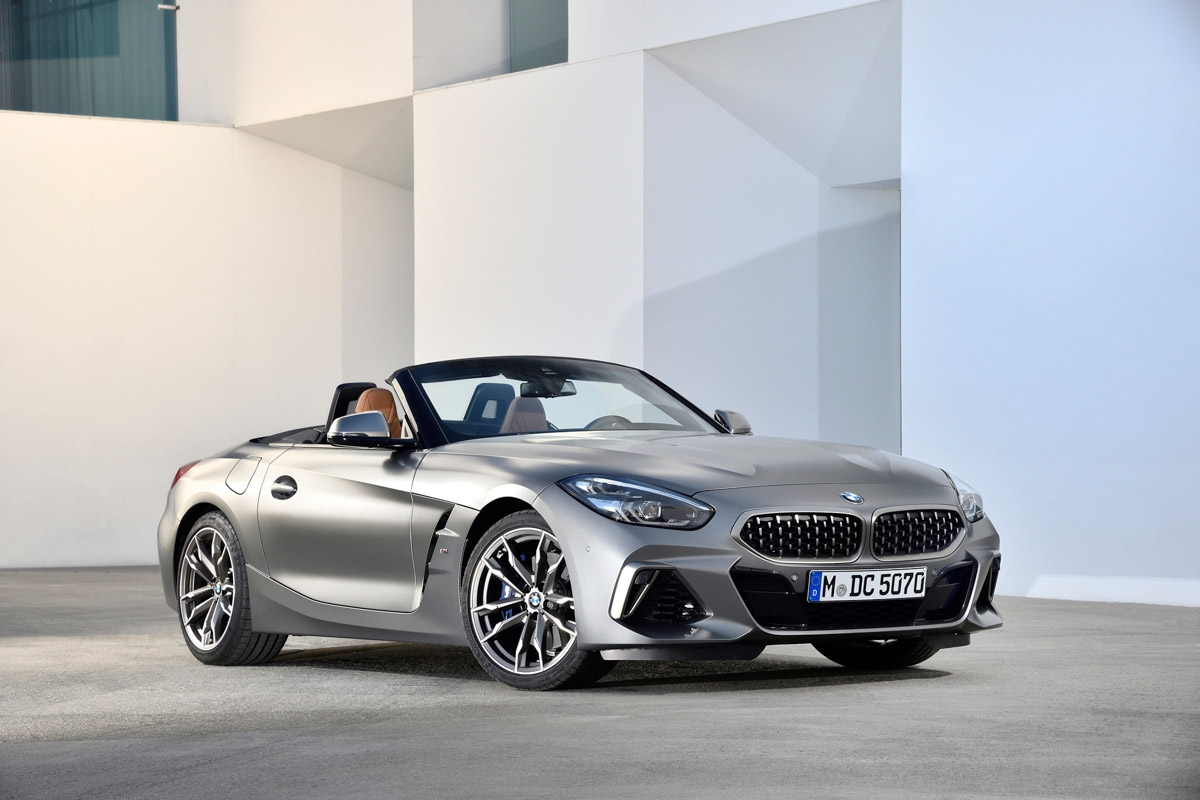New 2019 BMW Z4 review-19