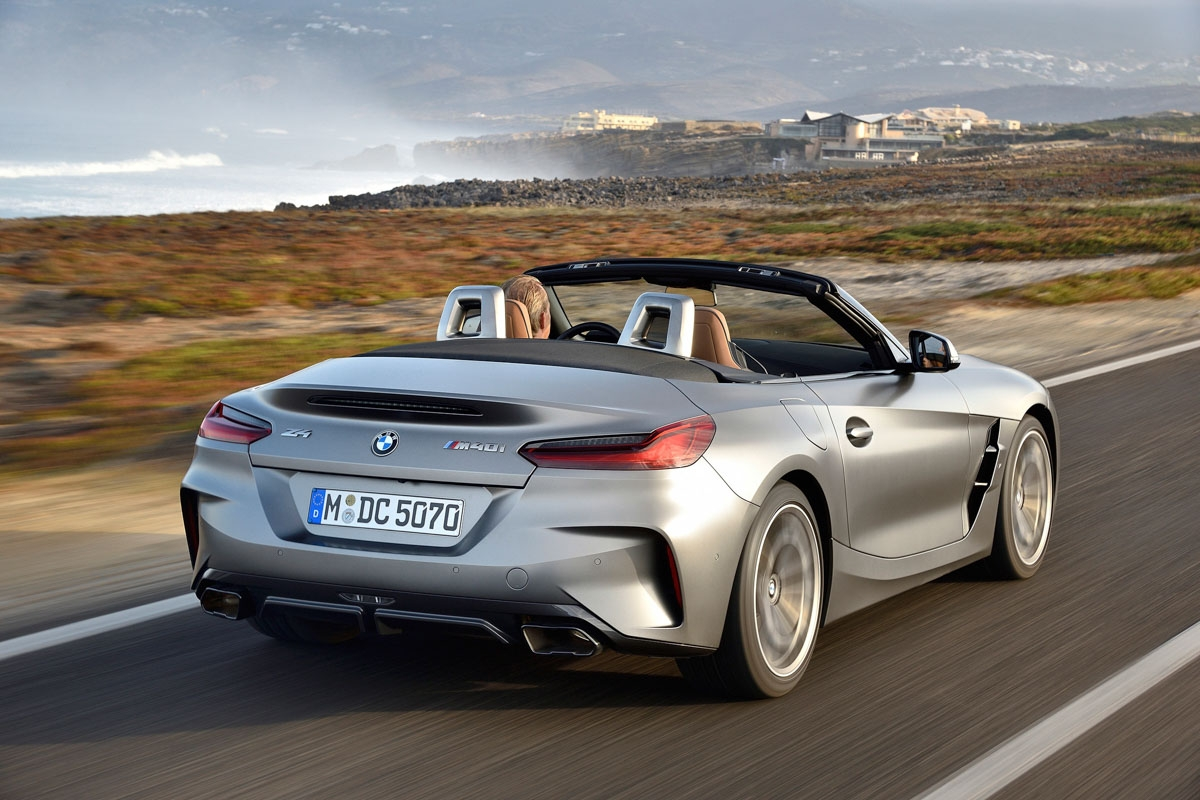 New 2019 BMW Z4 review-2