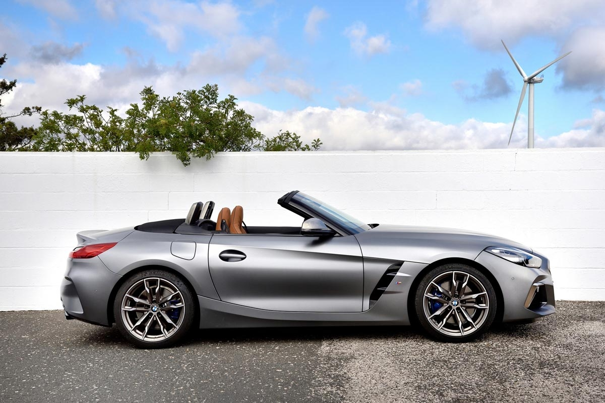 New 2019 BMW Z4 review-22