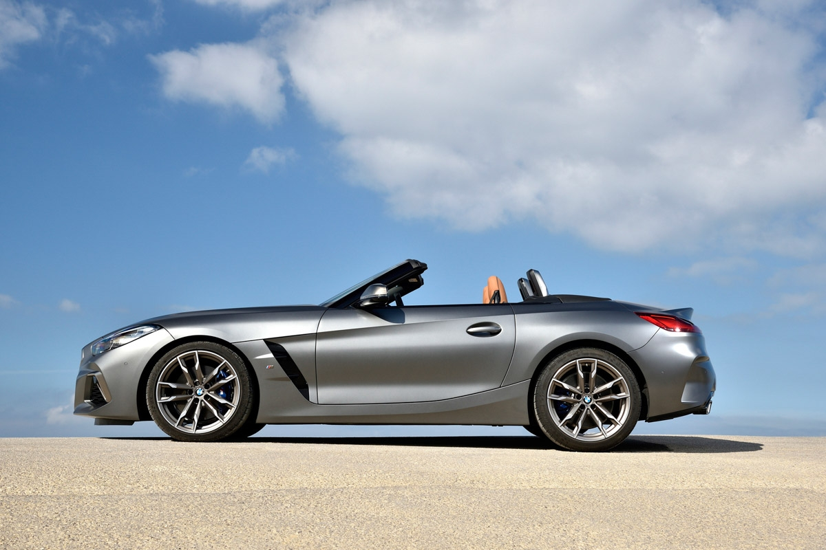 New 2019 BMW Z4 review-23