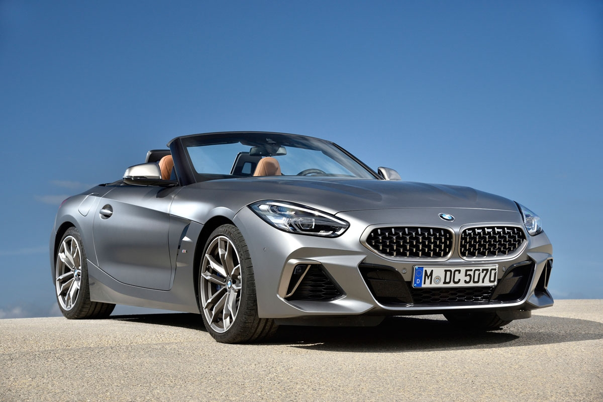 New 2019 BMW Z4 review-25