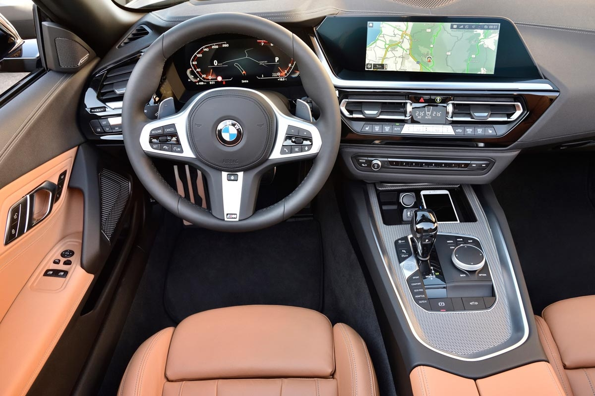 New 2019 BMW Z4 review-26