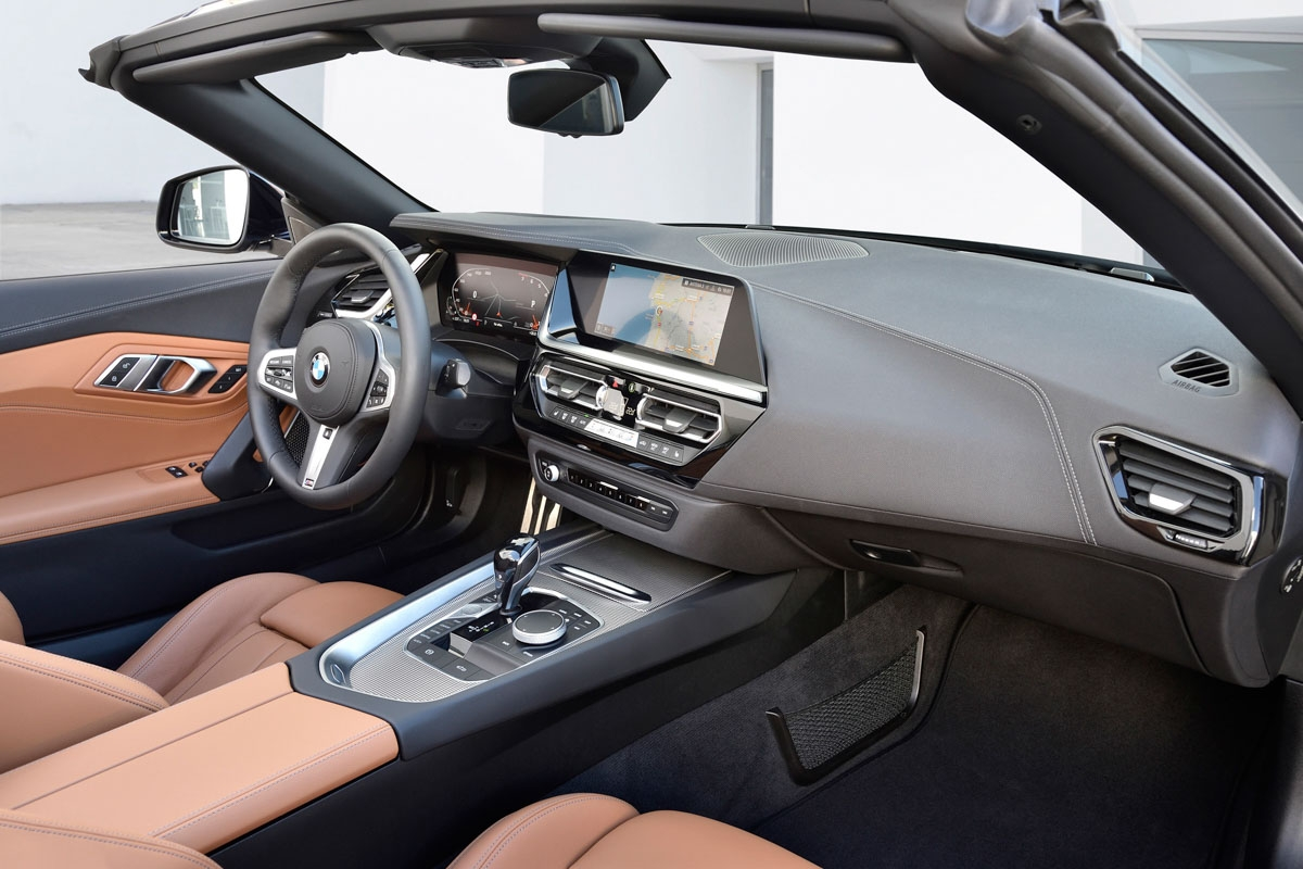 New 2019 BMW Z4 review-3