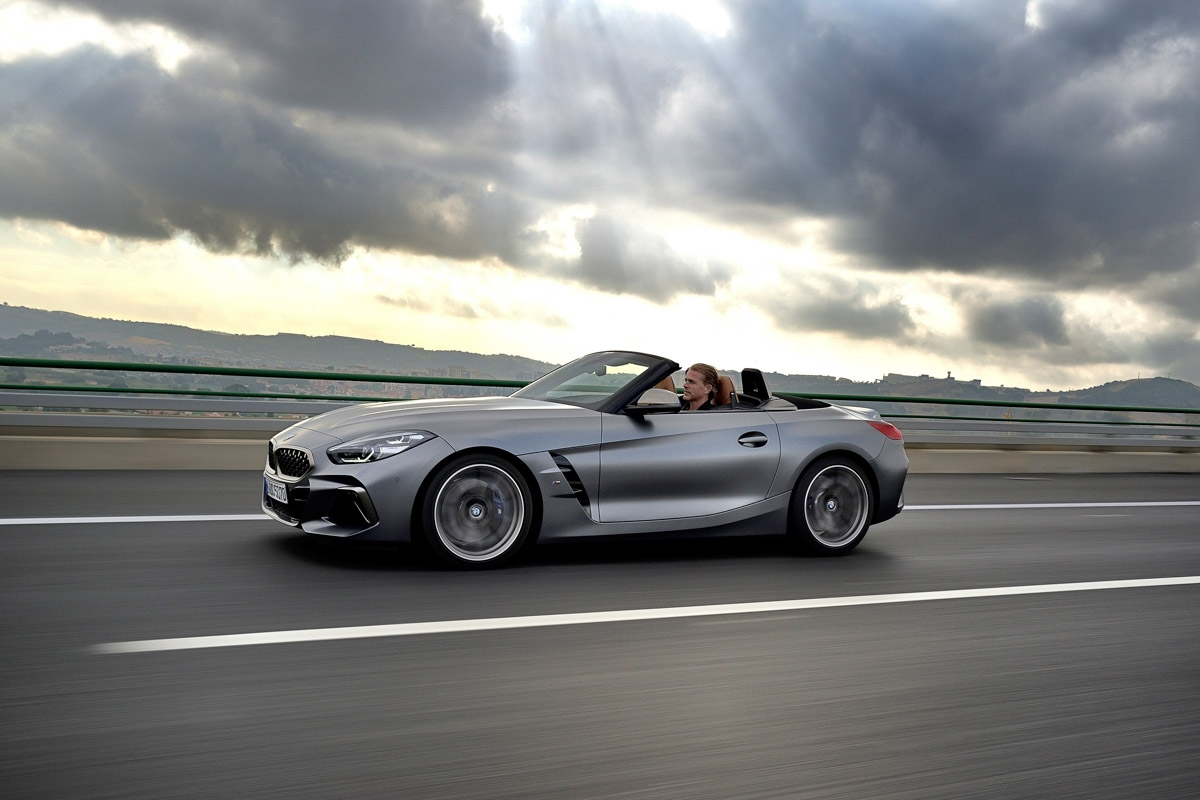 New 2019 BMW Z4 review-4