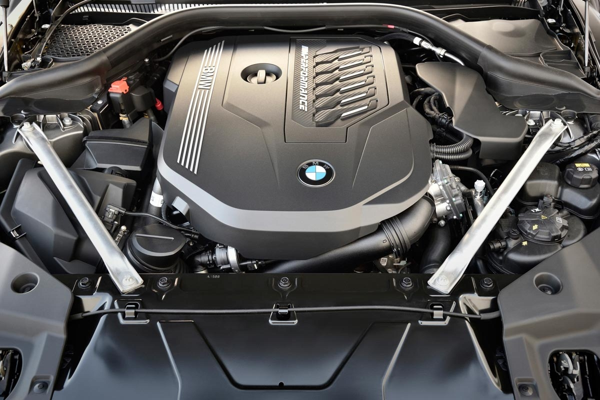 New 2019 BMW Z4 review-5