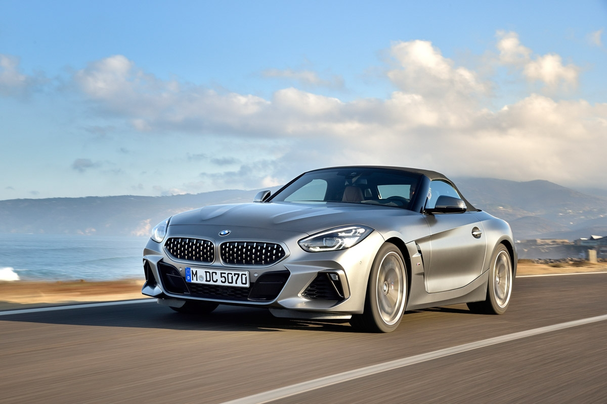 New 2019 BMW Z4 review-6