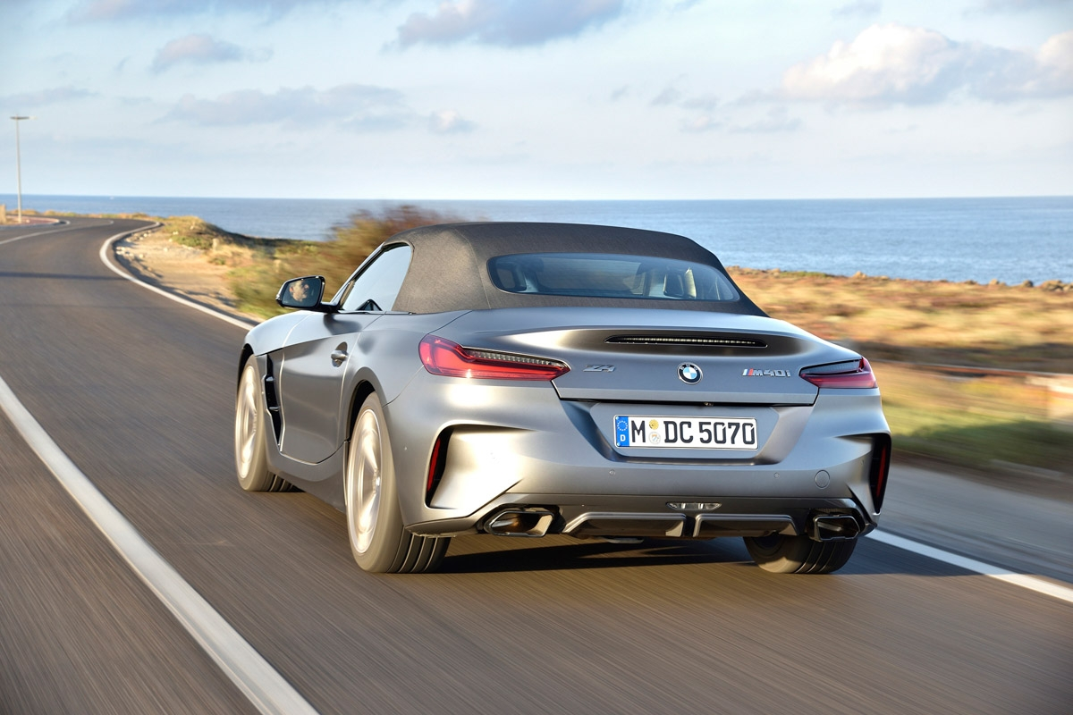 New 2019 BMW Z4 review-7