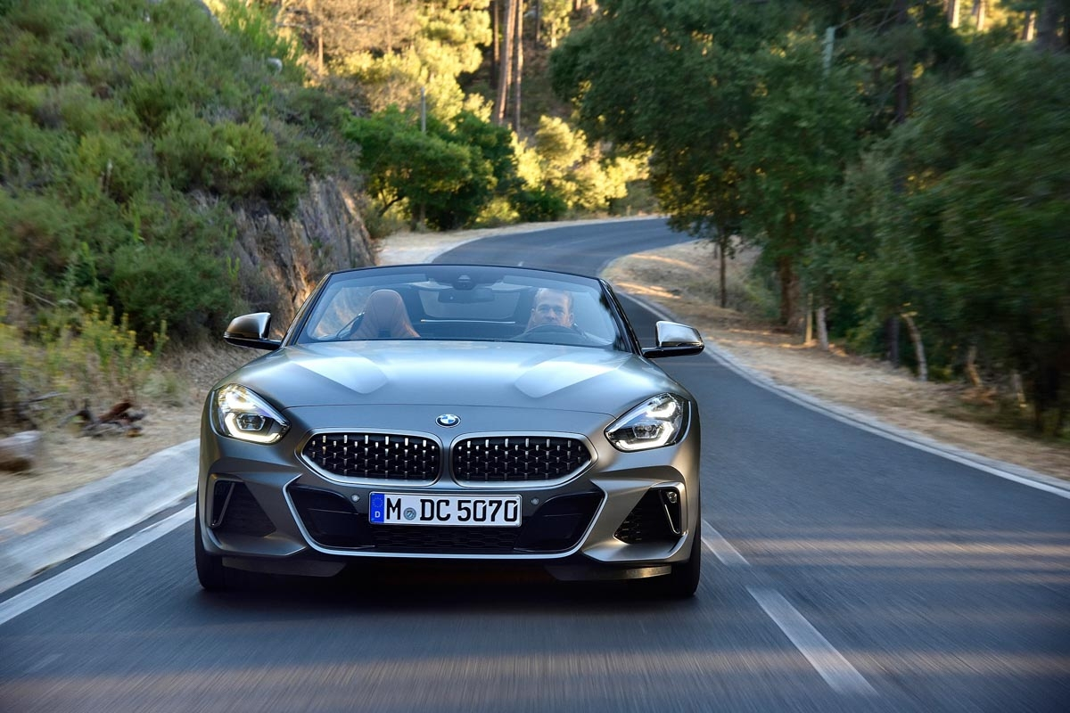 New 2019 BMW Z4 review-8