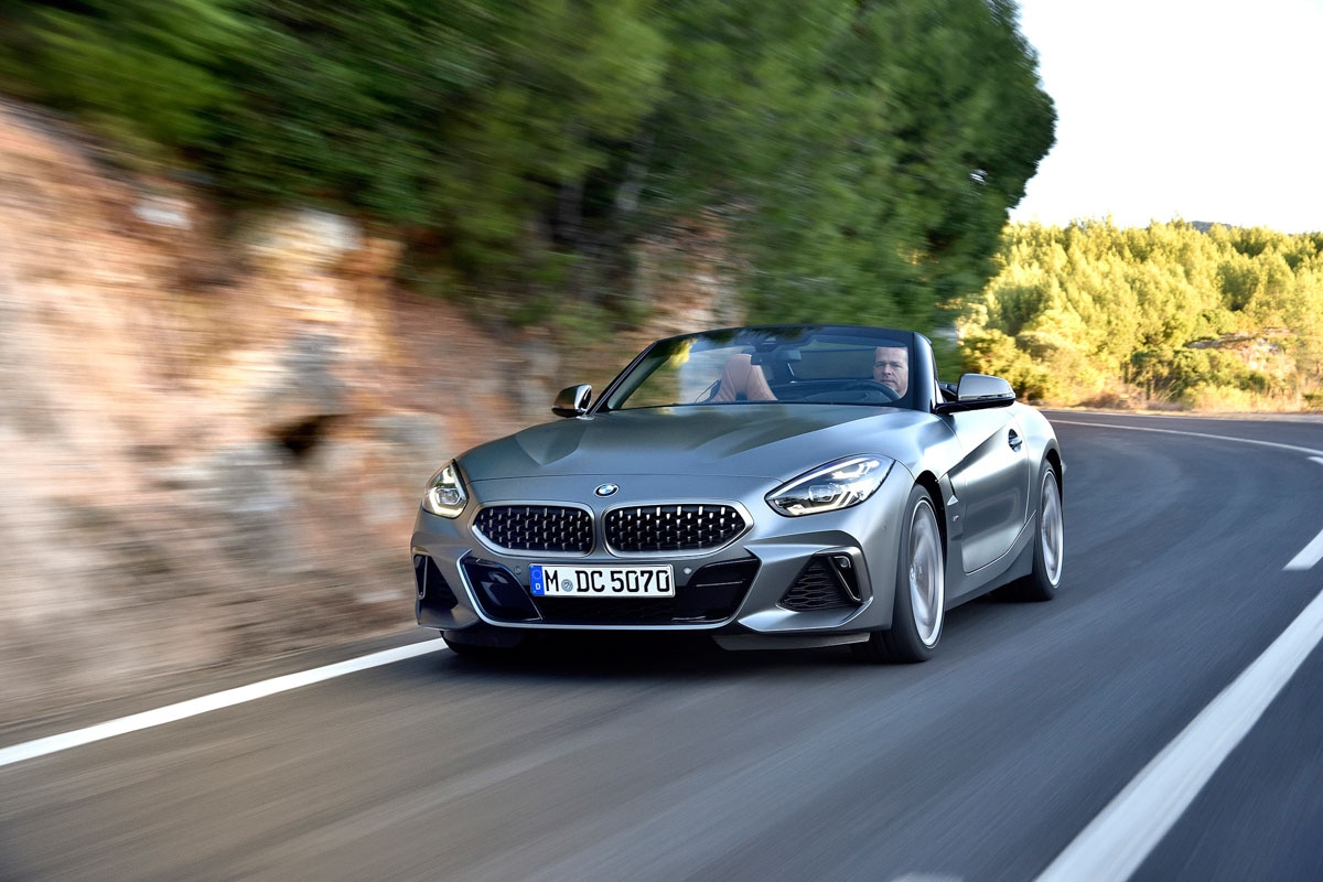 New 2019 BMW Z4 review-9