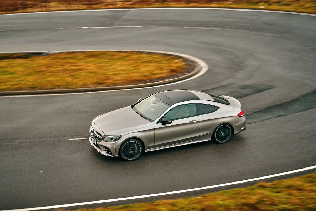 2019 Mercedes-AMG C43 Coupe review-18