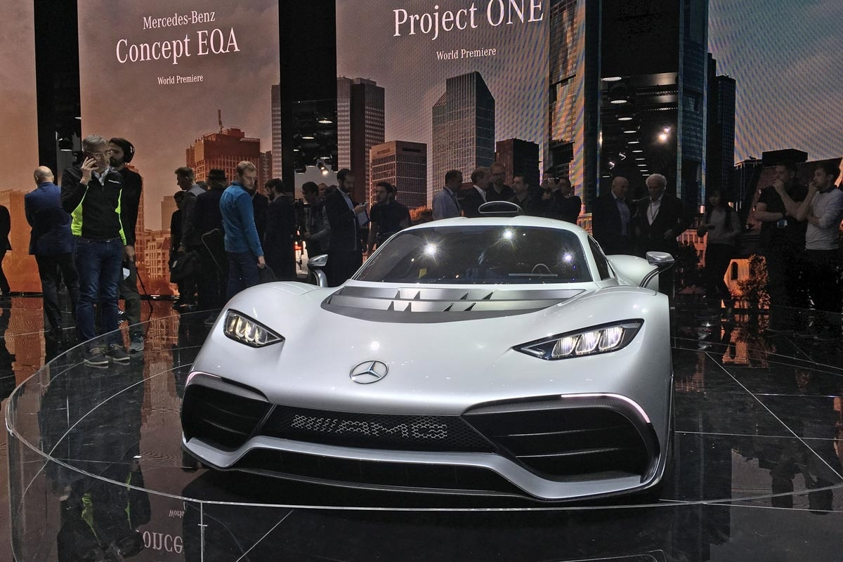 2019 mercedes amg project one prototype images and full. Black Bedroom Furniture Sets. Home Design Ideas