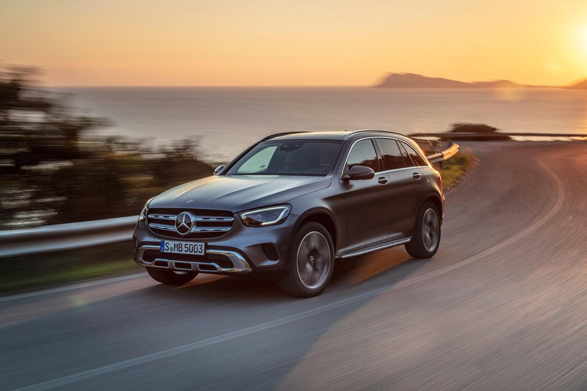 Mercedes-Benz GLC (X253), 2019