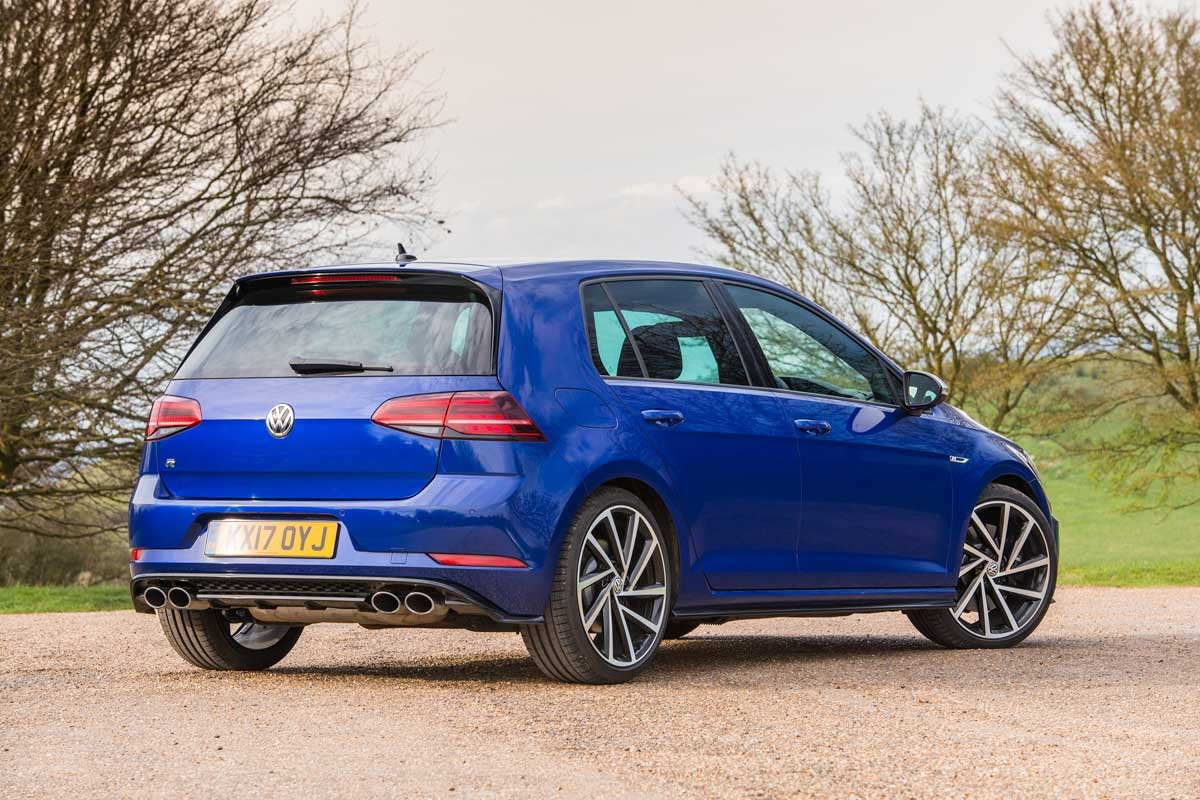 2019 Volkswagen Golf R review - the art of having your ...