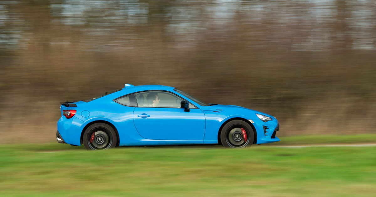 Toyota Gt86 Review The Best Budget Sports Car On Sale