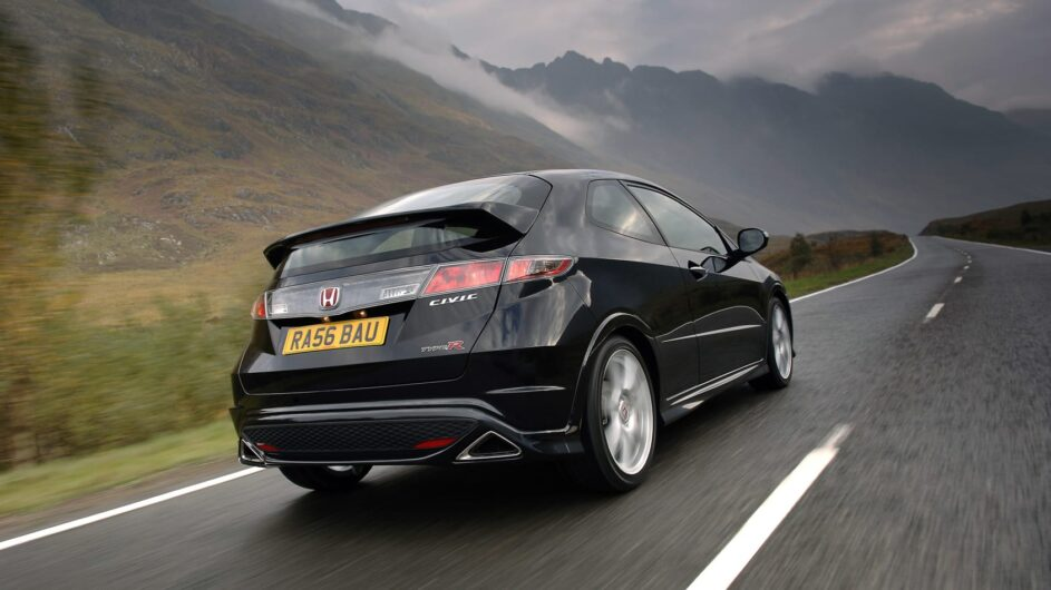 Honda Civic Type R FN2 - review, history, prices and specs