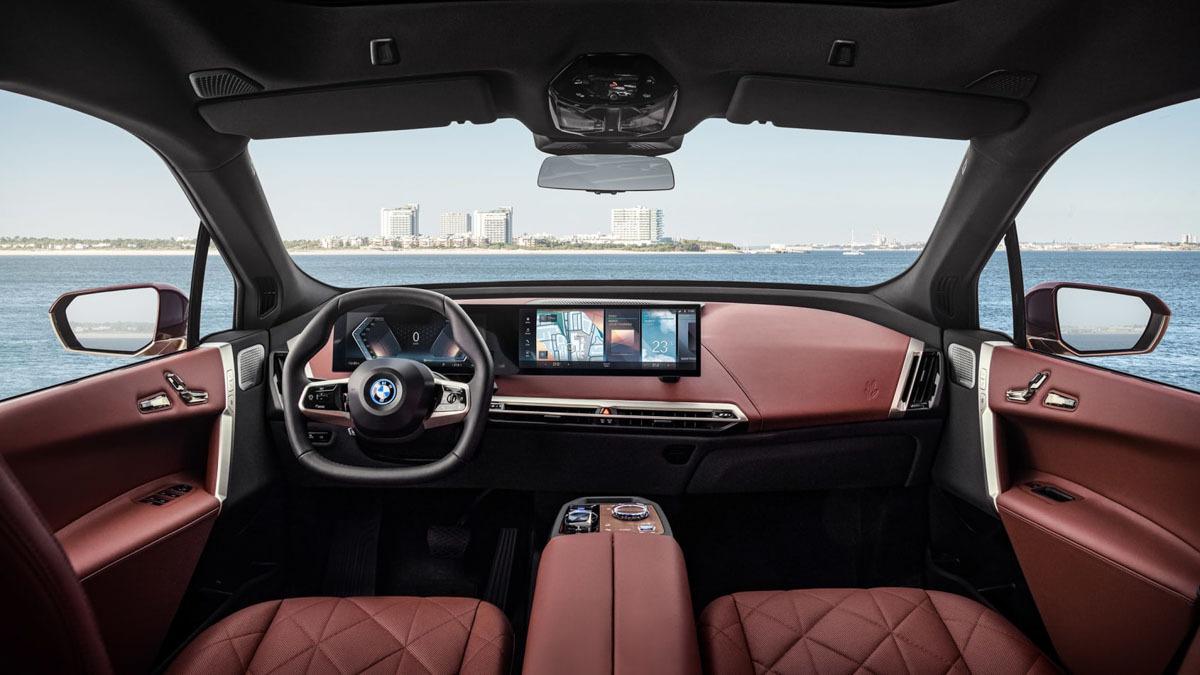 2021-BMW-iX-5