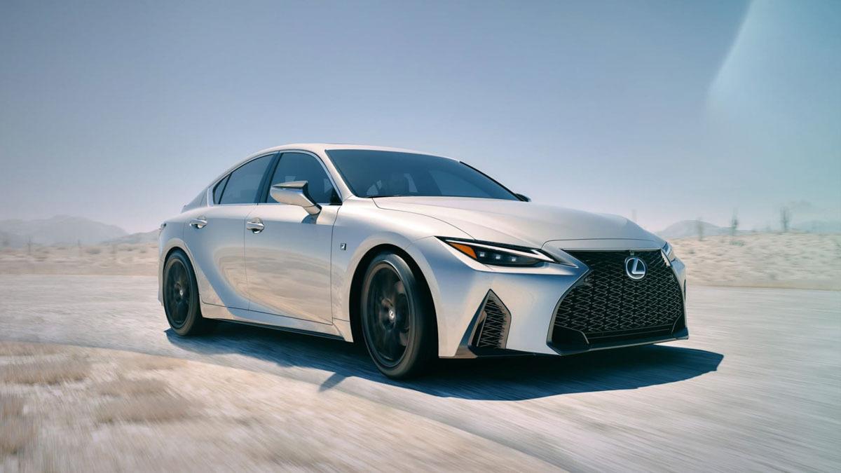 2021-Lexus-IS-saloon-7