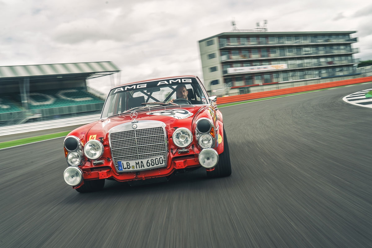 50 years of AMG – history and best cars -1