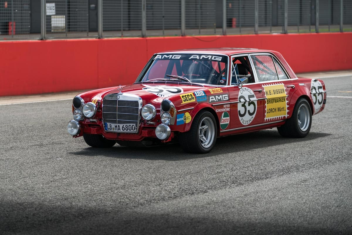 50 years of AMG – history and best cars -16