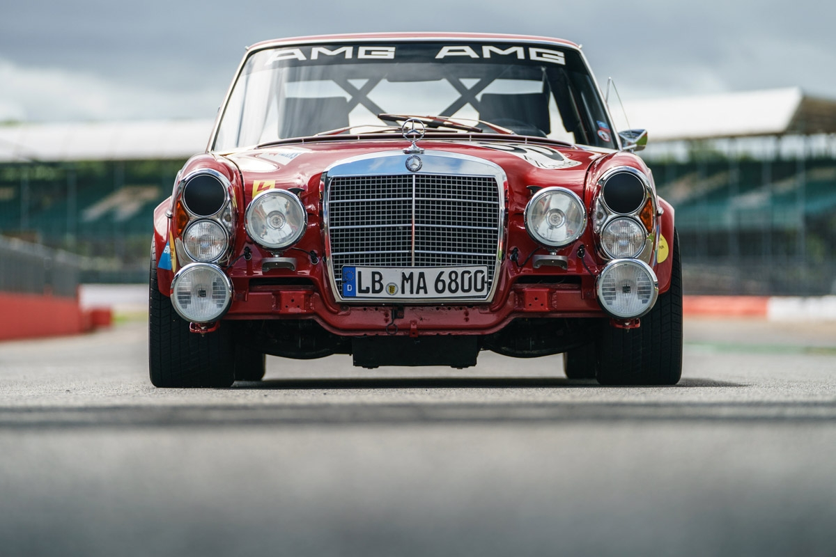 50 years of AMG – history and best cars -17