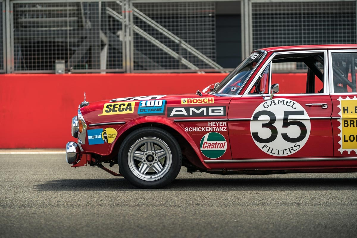 50 years of AMG – history and best cars -18