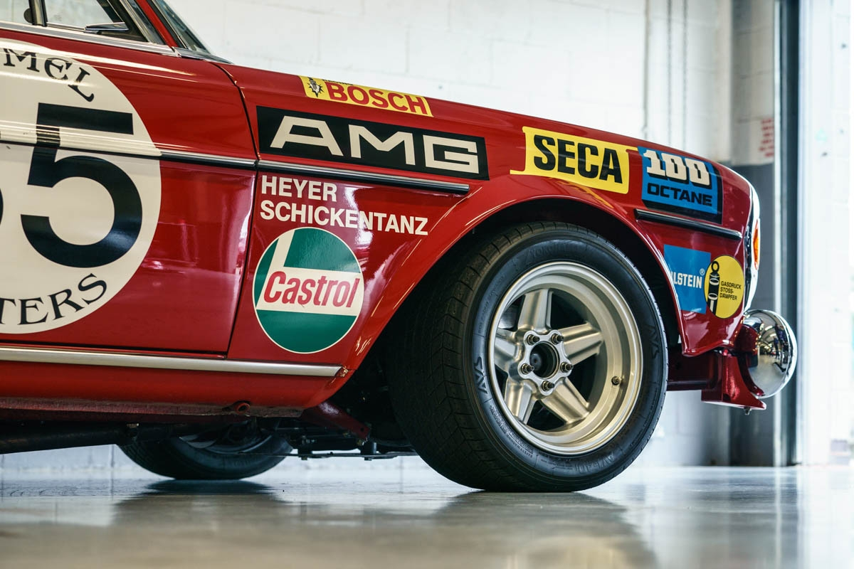 50 years of AMG – history and best cars -19
