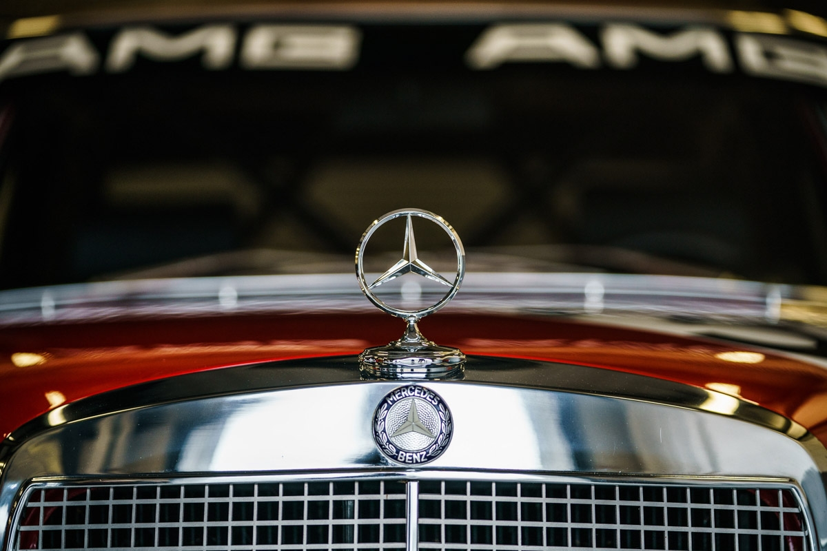 50 years of AMG – history and best cars -20