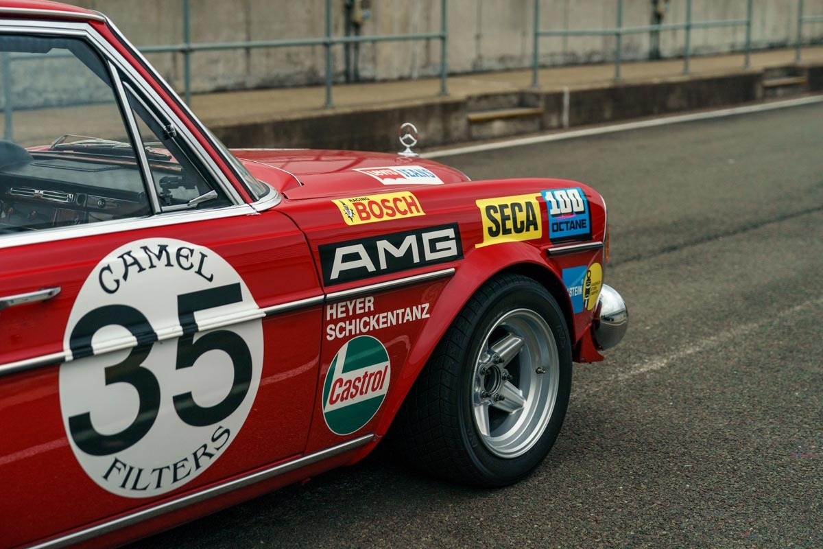 50 years of AMG – history and best cars -21
