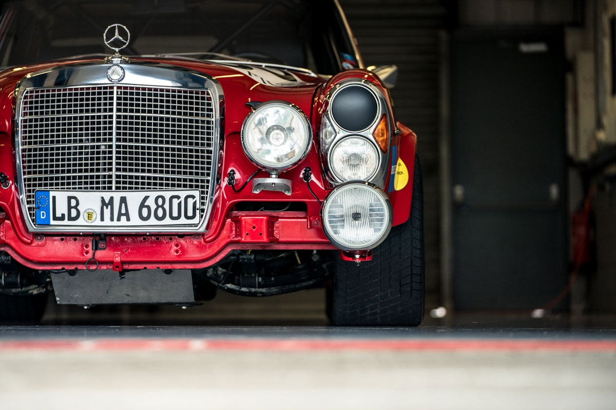 50 years of AMG – history and best cars -22