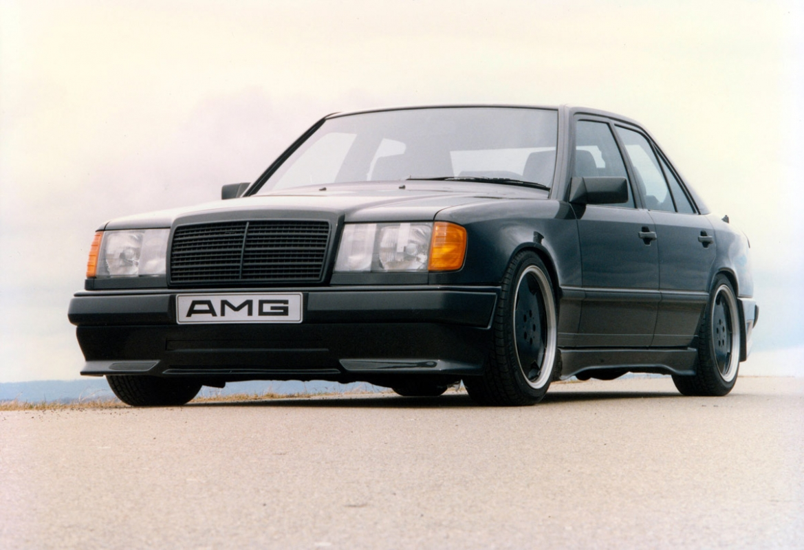 50 years of AMG – history and best cars -4