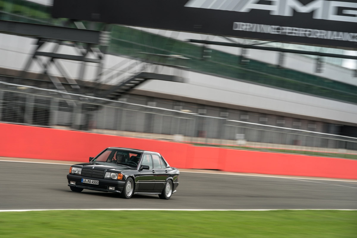 50 years of AMG – history and best cars -61