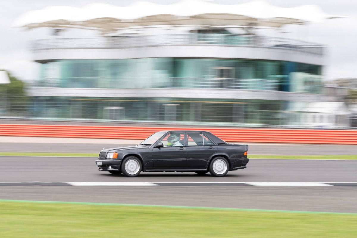 50 years of AMG – history and best cars -63