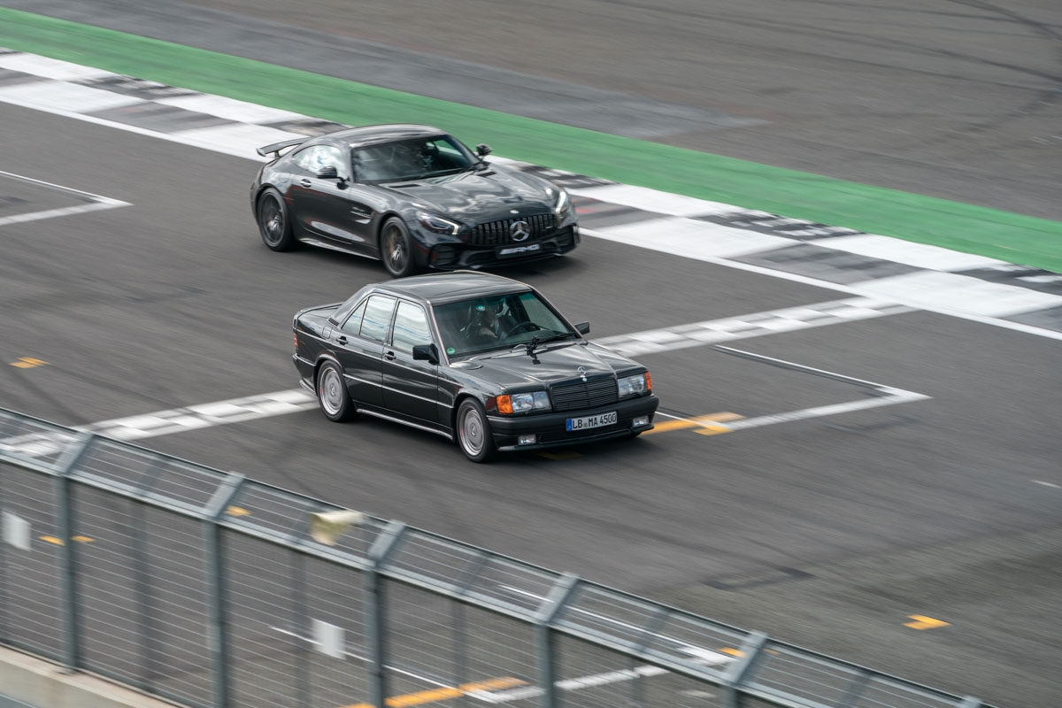 50 years of AMG – history and best cars -64