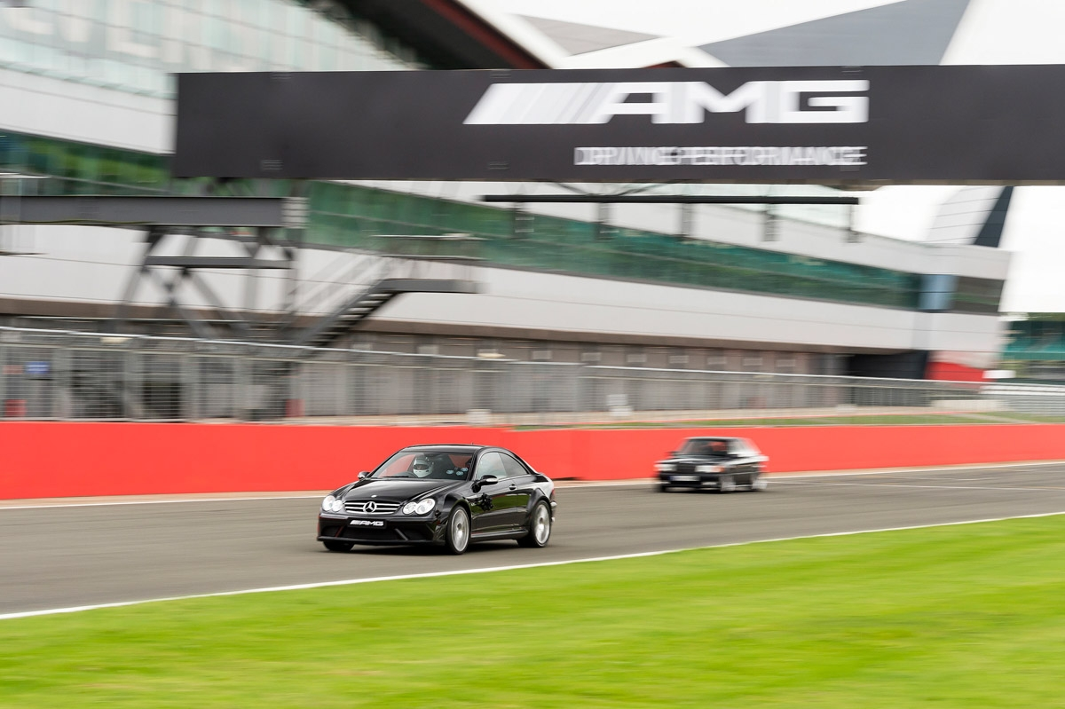 50 years of AMG – history and best cars -76
