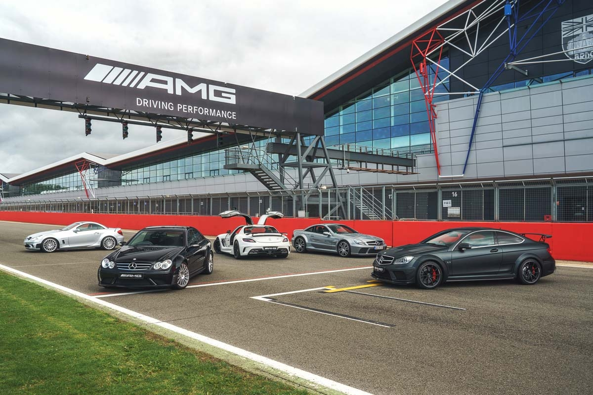50 years of AMG – history and best cars -79