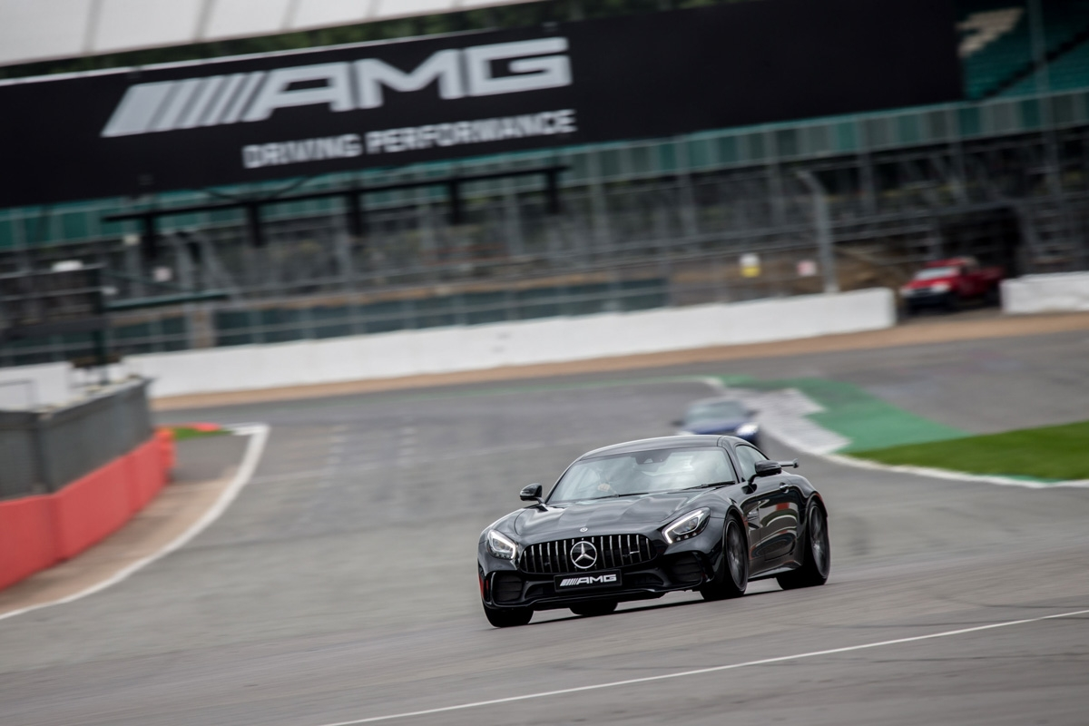 50 years of AMG – history and best cars -85