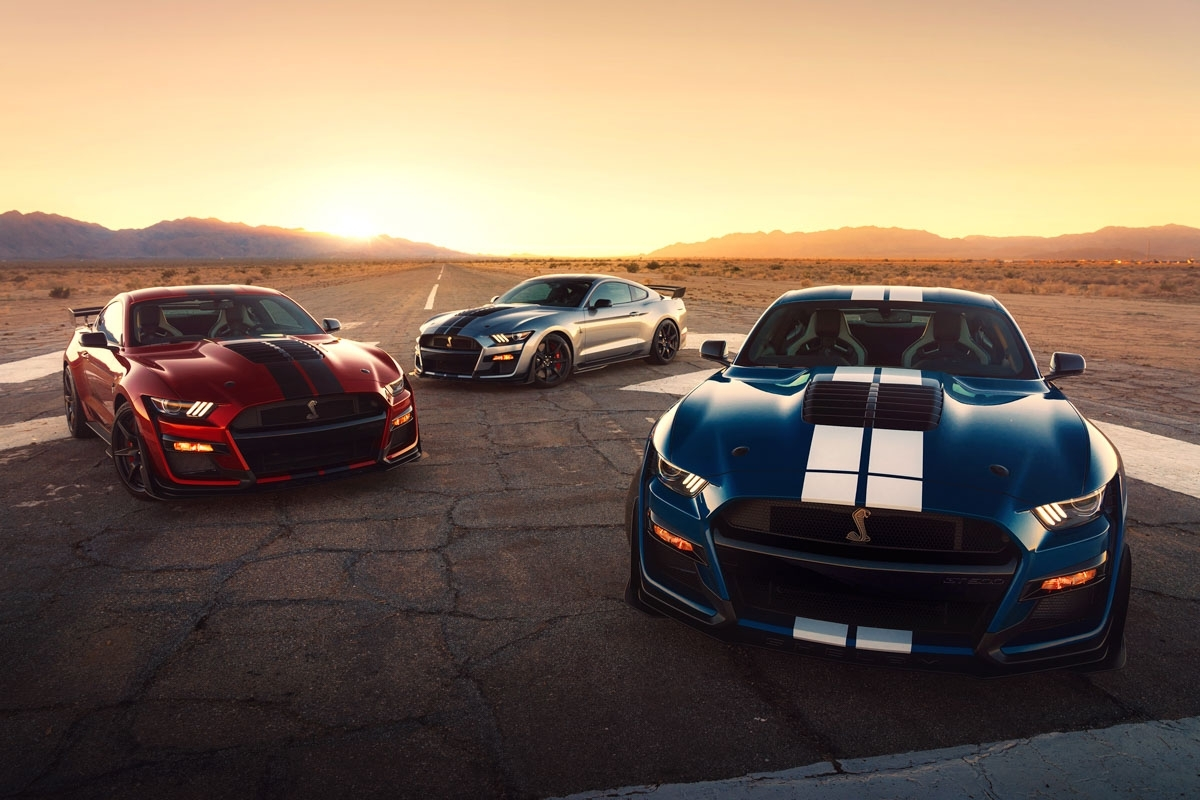 700bhp+ Shelby GT500-1