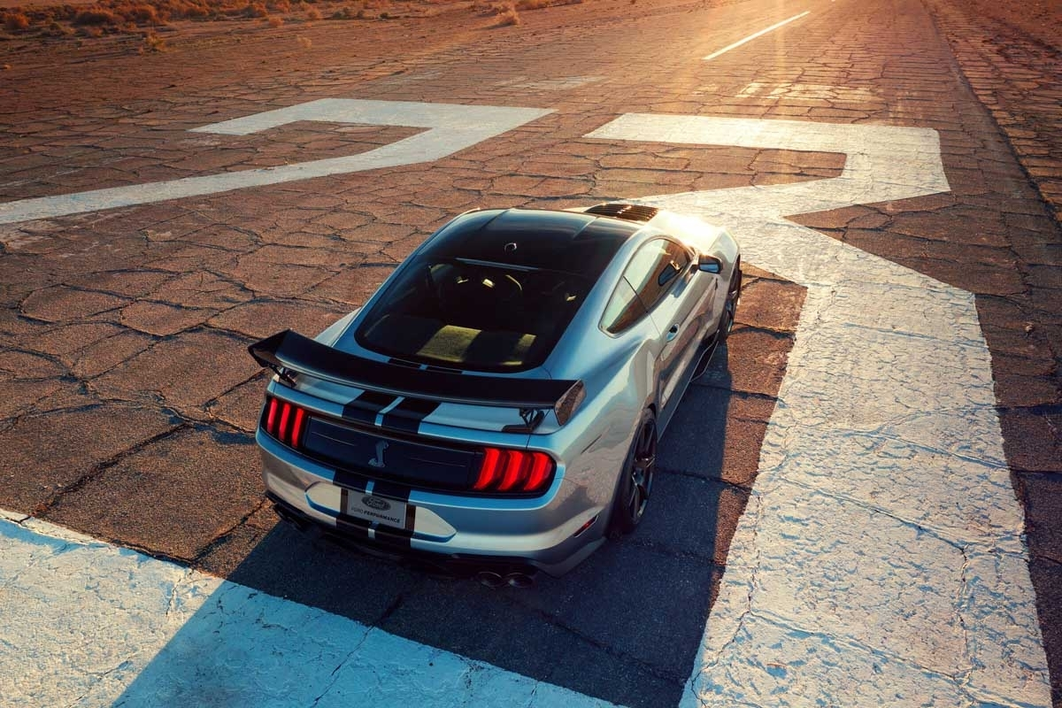 700bhp+ Shelby GT500-11