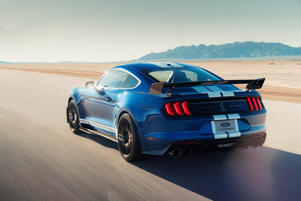 700bhp+ Shelby GT500-15