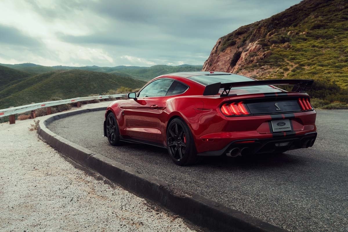 700bhp+ Shelby GT500-19