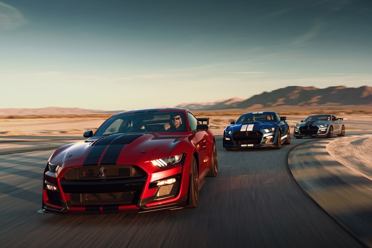 700bhp+ Shelby GT500-4